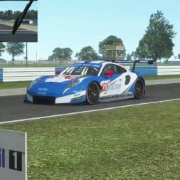 rFactor 2 I Porsche 911 RSR @Sebring Test I kozik