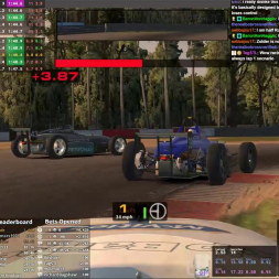 iRacing Monday Night Skip Barber League Action at Zolder