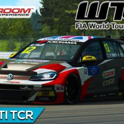 RACEROOM - GOLF GTI WTCR 2018 (PT-BR)