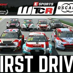 RaceRoom WTCR First Drive - Golf TCR @ Zandvoort [online race]
