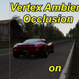 Ambient Occlusion - Assetto Corsa