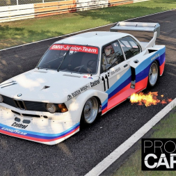 Project CARS 2: BMW 320 Turbo on the Nordschleife!