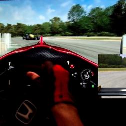 AMS - Carolina Motorsport Park - Formula 3 - 100% AI race
