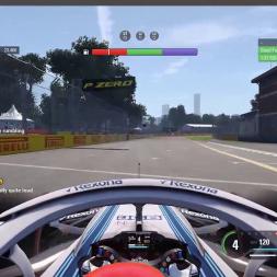 F1 2018 Career Mode PC | Making Williams Great Again | Australia