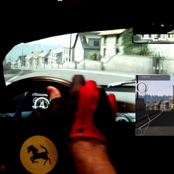 AC - Feldbergring - Ferrari LaFerrari - online track day