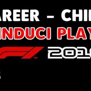 F1 2018 Career Mode PC | Making Williams Great Again | China