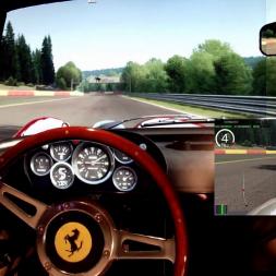 AC - Spa - Ferrari 250 GTO - Track day