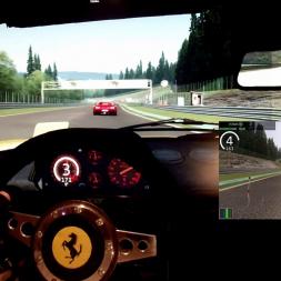 AC - Spa - Ferrari GTO (288) - Track day