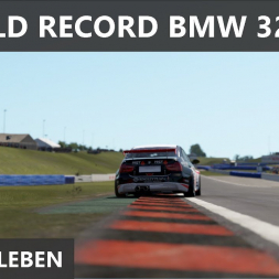 Project Cars 2 - BMW 320 TC E90 at Oschersleben - 1:32.320 WORLD RECORD