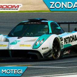 Raceroom - Pagani Zonda R Cup at Twin Ring Motegi (PT-BR)