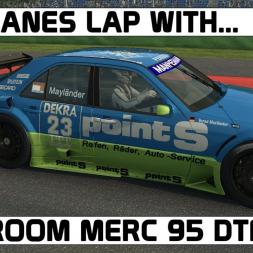 RaceRoom VR Mercedes 95 DTM