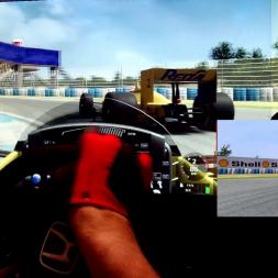 AMS - Jerez - Formula 1 Classic - 100% AI race