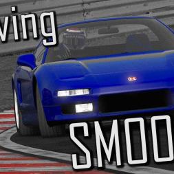 Practising Driving Smooth | RESIST THE URGE TO DRIFT! | NSX-R @ Zandvoort