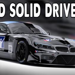 Good Solid Drive - VRS GT Sprint Series BMW Z4 GT3 at Zolder