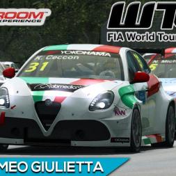 RACEROOM - ALFA ROMEO GIULIETTA WTCR 2018 (PT-BR)
