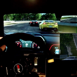 pC2 - Brands Hatch GP - Chevrolet Camaro ZL1 - 2 in a row 110% AI Race