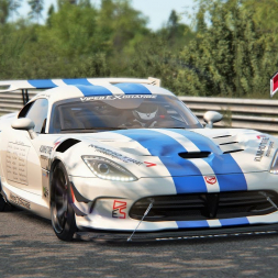 Assetto Mods: ACR Viper on the Nordschleife!
