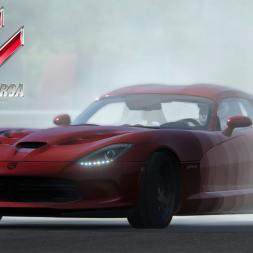 Assetto Mods: Will a 900+ HP Supercharged Viper drift?
