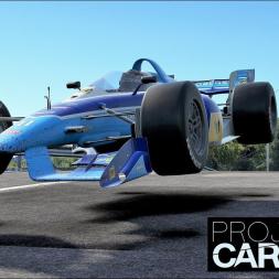 Project CARS 2: Formula X Race on Azure Coast goes a bit wrong