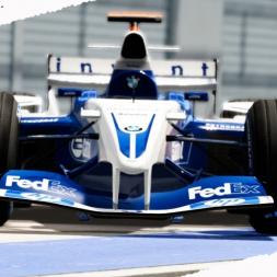 Assetto Corsa Williams FW26 V. 1.1 vers A e B by MSF Italian Modding Team - TEASER -