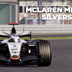 McLaren MP4-20 / Silverstone / Assetto Corsa / Cockpit + Replay