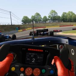 Assetto Corsa VS Formula Renault FR3.5 Fixed Audio race Oculus Rift