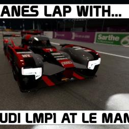 PROJECT CARS 2 VR I 2016 AUDI LMP1 I LEMANS AT NIGHT