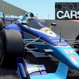 Project CARS 2: 1100+ HP Formula X on the Nordschleife