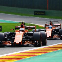 2017 Formula 1 Belgian Grand Prix - Saturday Highlights