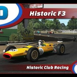 RaceDepartment.com Eve & spark @ Longford Classic rfactor 2 Oculus VR