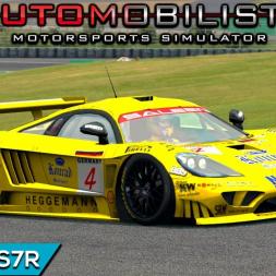 Automobilista Mod - Saleen S7R FIA GT1 (PT-BR)