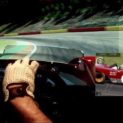 AC - Spa - AC Legends Ferrari 312PB - 100% AI race