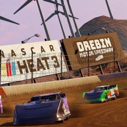 Nascar Heat 3 Charlotte Dirt Full Race Gameplay