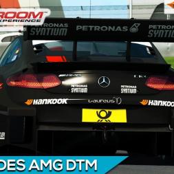 RaceRoom DTM at Nurburgring (PT-BR)