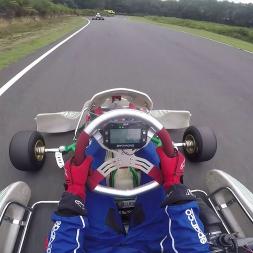 Camberley Kart Club - September Practice 2 - (Big Crash!)(08/09/18)
