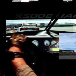 R3E - Sachsenring - Nissan 300ZX Z32 (GTO) - 100% AI race