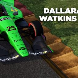 Indycar Dallara IR18 / Watkins Glen / Assetto Corsa / Cockpit + Replay