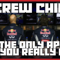 The ONLY app you REALLY NEED - Crew Chief