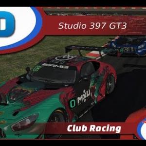 RaceDepartment.com, Studio 397 GT3 @ Matsusaka (Suzuka) 50 Min Race, TV Cam