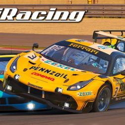 iRacing - Ferrari GT3 Challenge at Nurburgring (PT-BR)