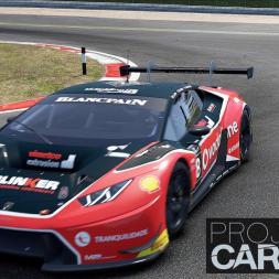 Project CARS 2: Lamborghini Huracan GT3 on Nürburgring GP!