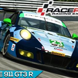 Raceroom - Porsche 911 GT3 R at Nordschleife (PT-BR)