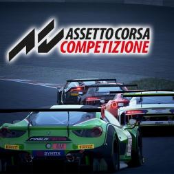 Assetto Corsa Competizione Graphics First Impressions Test