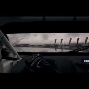Assetto Corsa Competizione EA - A lap in stormy conditions