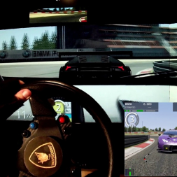 AC - Nurburgring - Lamborghini Huracan GT3 - online race
