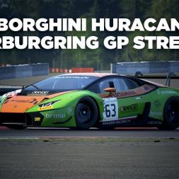 Lamborghini Huracan GT3 / Nurburgring  GP / Assetto Corsa Competizione / Cockpit + Replay