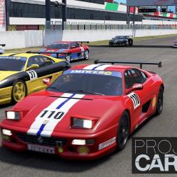 Project CARS 2: Ferrari 355 Challenge race on Mugello