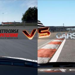 ASSETTO CORSA COMPETIZIONE VS PROJECT CARS 2