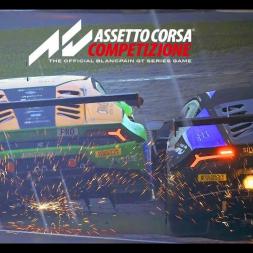 Assetto Corsa Competizione: AI Race in the Rain!
