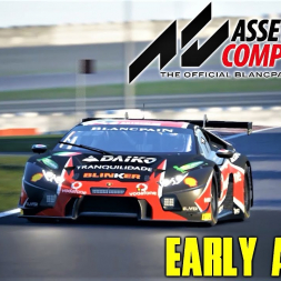 Assetto Corsa Competizione Early Access - First Drive - Sunny Conditions